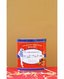 Caramels tendres à la Fleur de Sel