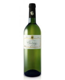 6 X Chardonnay - IGP Oc Blanc : 3 Achetées + 3 Offertes